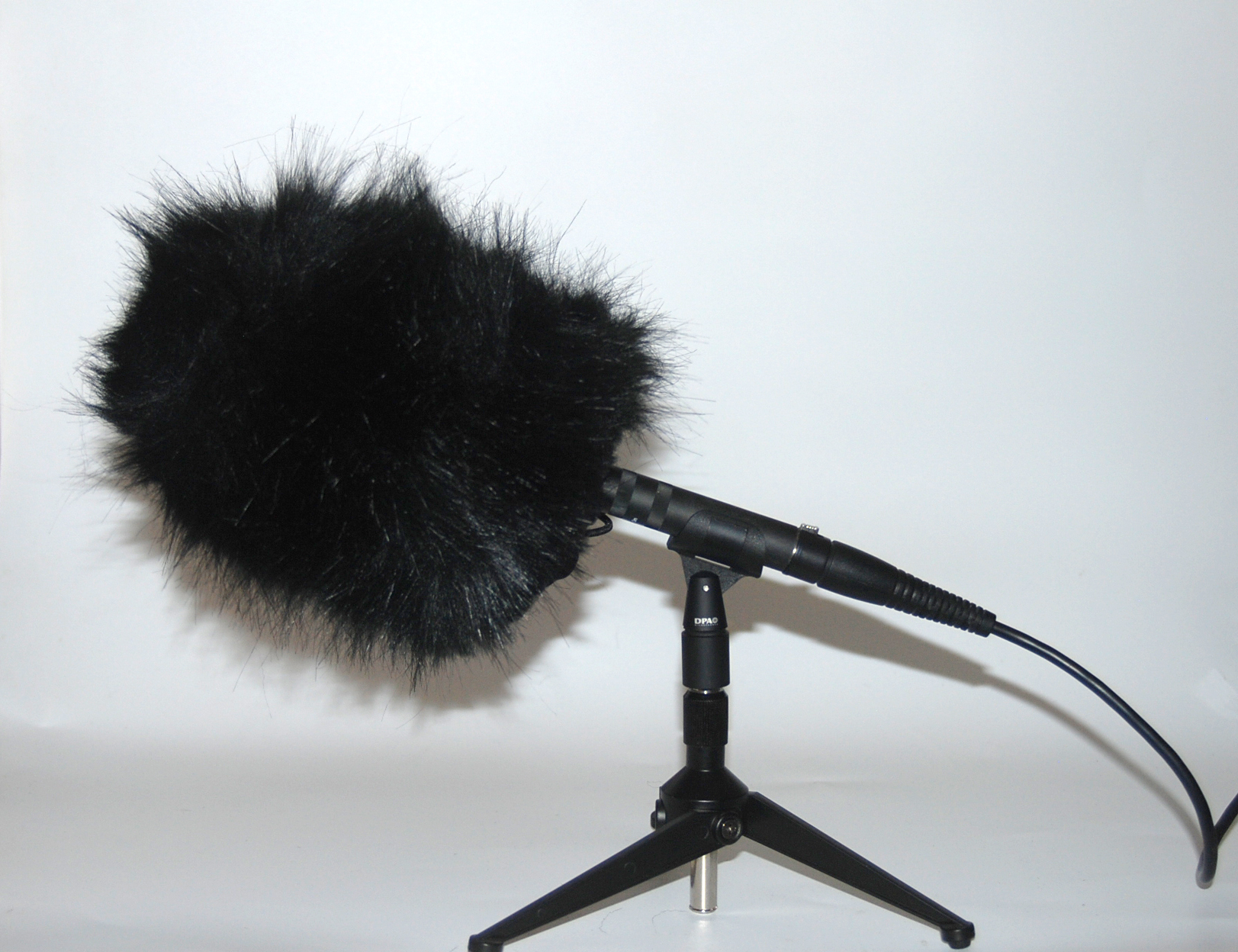 Shotgun Microphone Windshield Deadcat 130