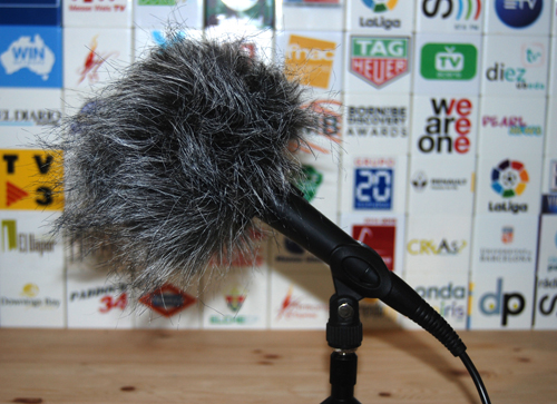 Bonnette Anti Vent Microphone