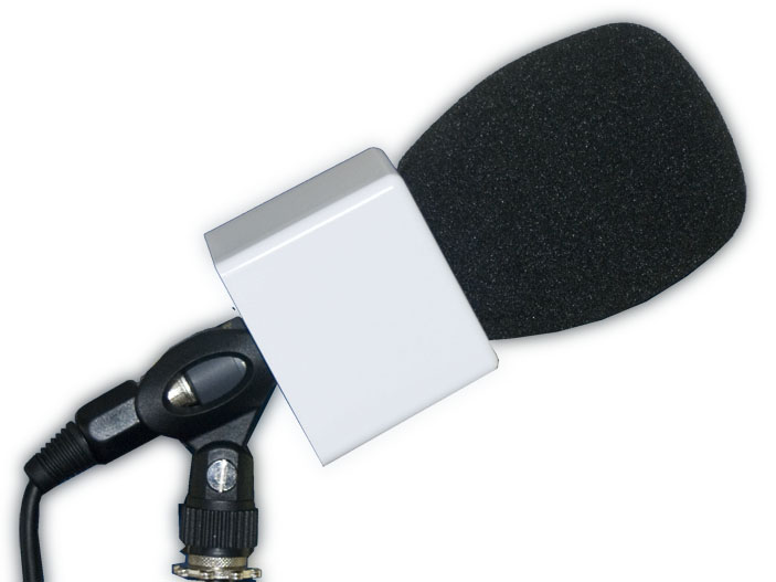 70x62mm MicFlag Microphone